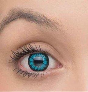 Kontaktlinsen bunt